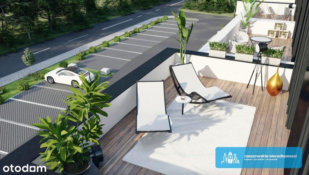 Przedsprzedaż 3 pokojowe mieszkanie z ogródkiem !
