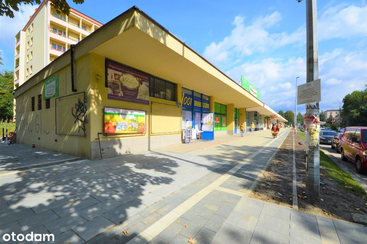 Pawilon zlokalizowany w Jaworznie, Osiedle Stałe