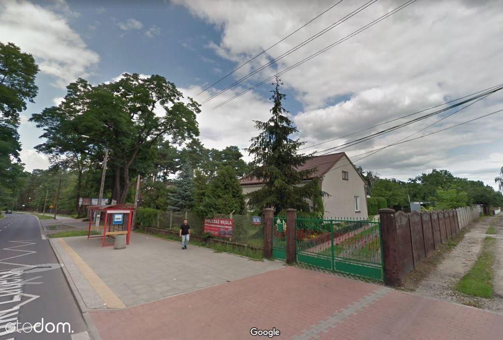Wawer, działka mieszkaniowa, pod małe osiedle