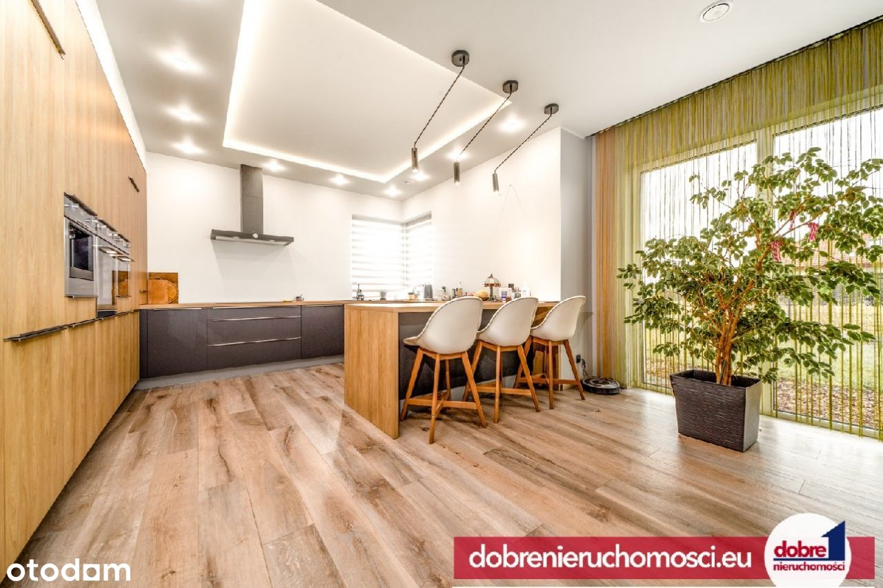Energooszczędny, nowoczesny dom, Strzelce Górne