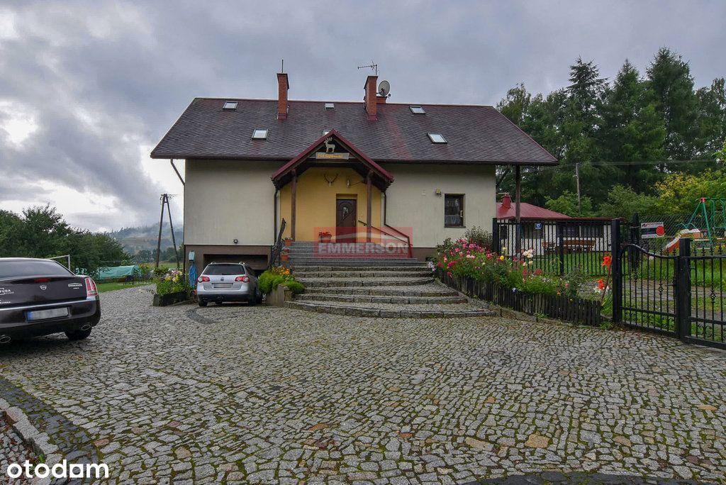 Dom wolnostojący na widokowej działce, Wisła !