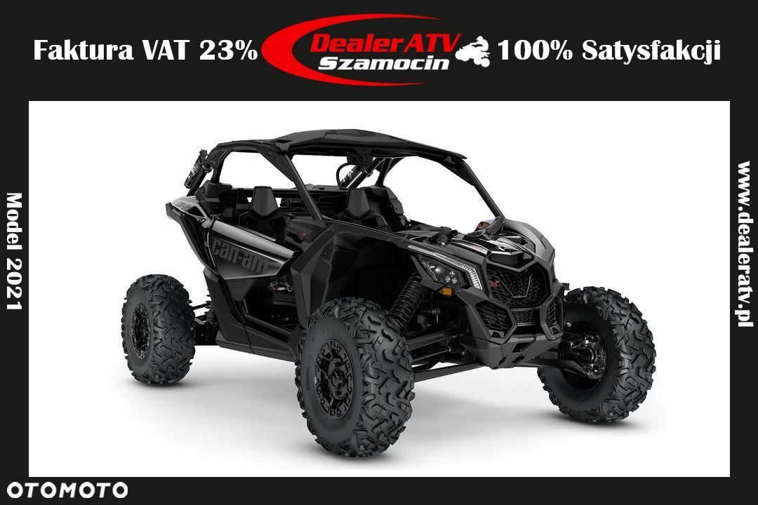 Can-Am Maverick X RS Turbo RR 7TML Model 2021 FV23% - 1