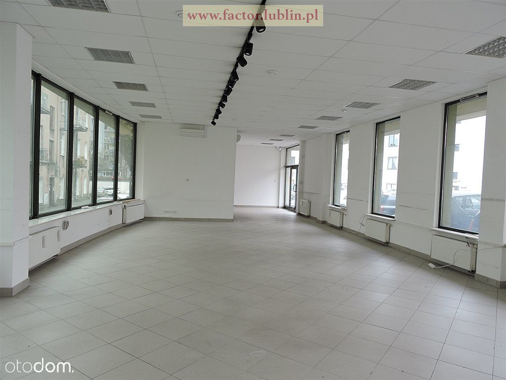Lokal użytkowy, 128 m², Lublin