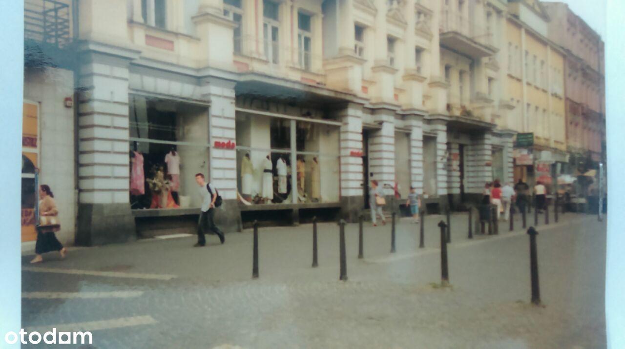 Lokal użytkowy 294,1 m2 ścisłe centrum Sosnowca