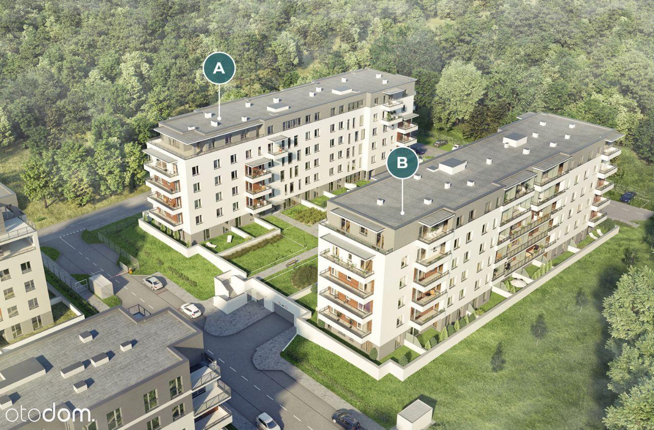 Funkcjonalne Mieszkanie Osiedle Leśna B19