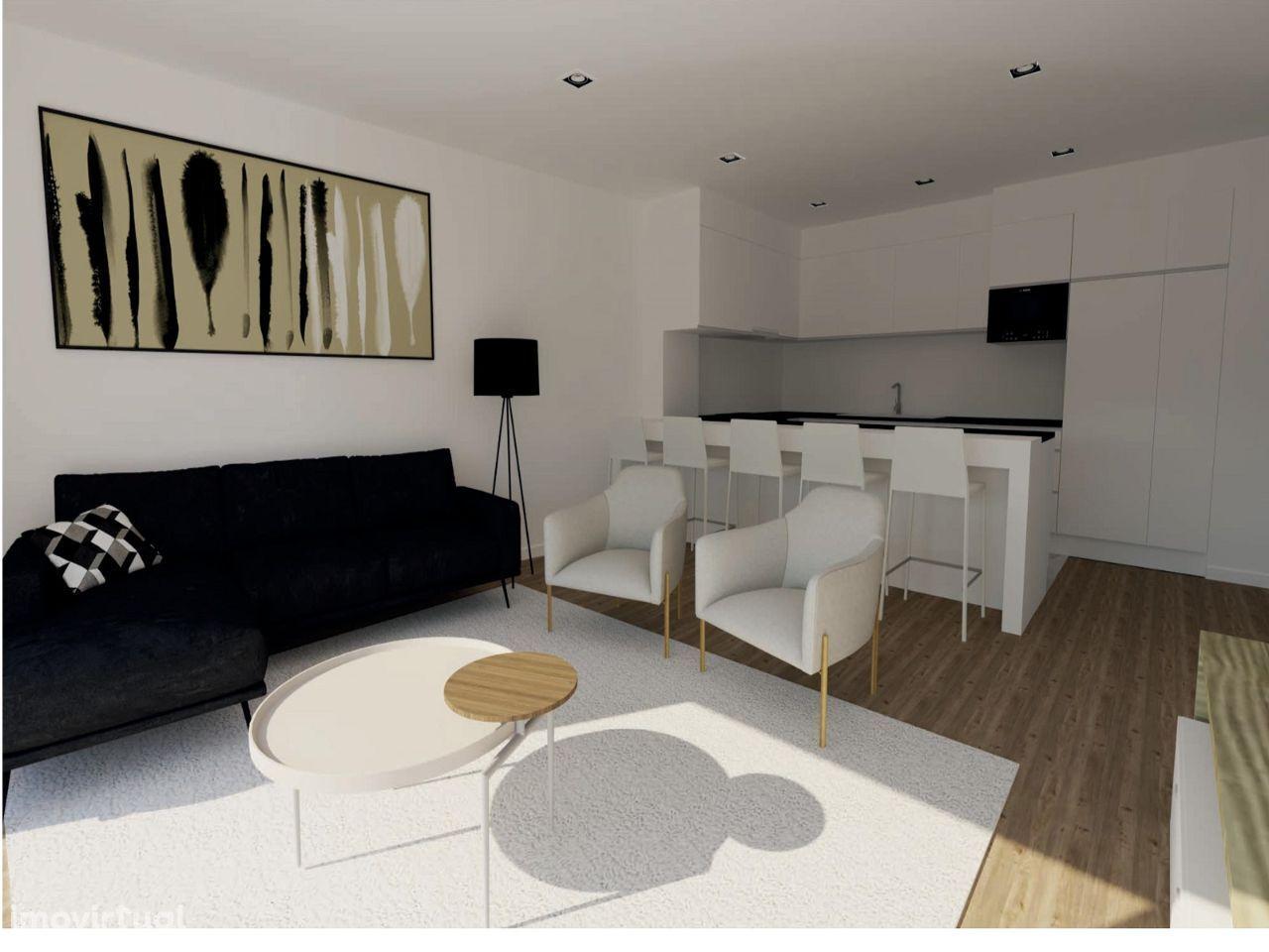Apartamento T2 - Matosinhos