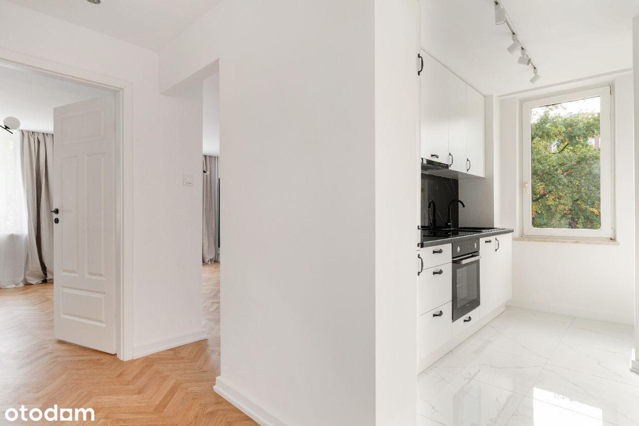 Piękne 3 pokojowe mieszkanie na bliskiej Woli