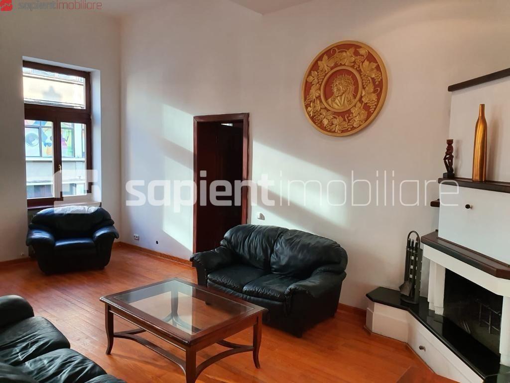 Sapient/Apartament cu 4 camere pe str. Vasile Alecsandri
