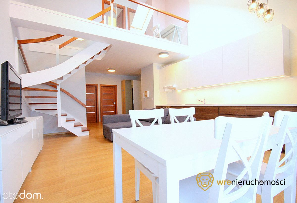 Prestiżowy apartament | 2 parkingi | 3 sypialnie