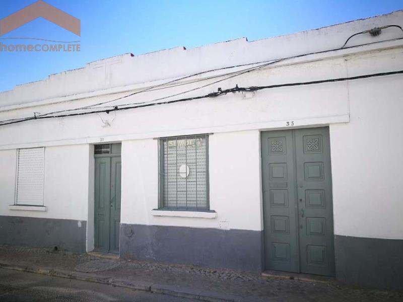 Casas Térreas Baixa da Banheira