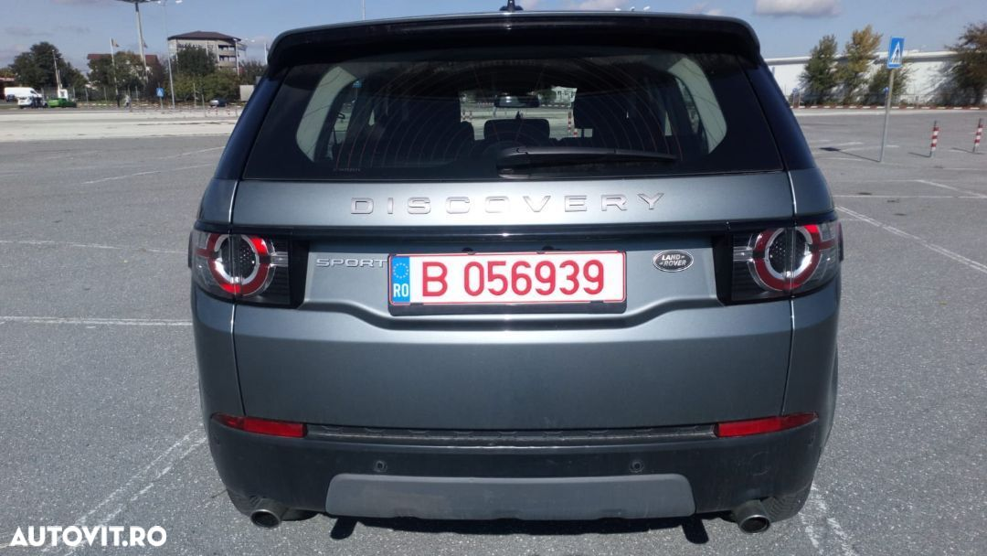 Land Rover Discovery Sport 2.0 - 8