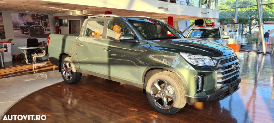 SsangYong Musso Grand - 9