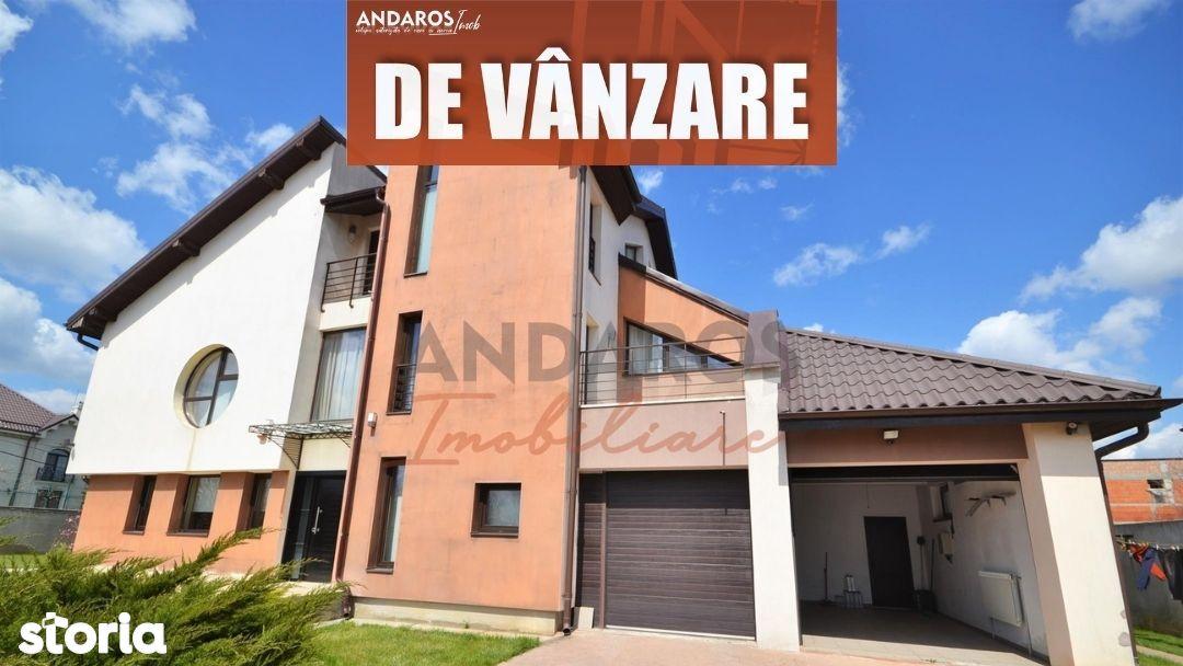Casa Domnesti Sarbi, Ilfov, mobilata si utilata, garaj, teren 2269 mp
