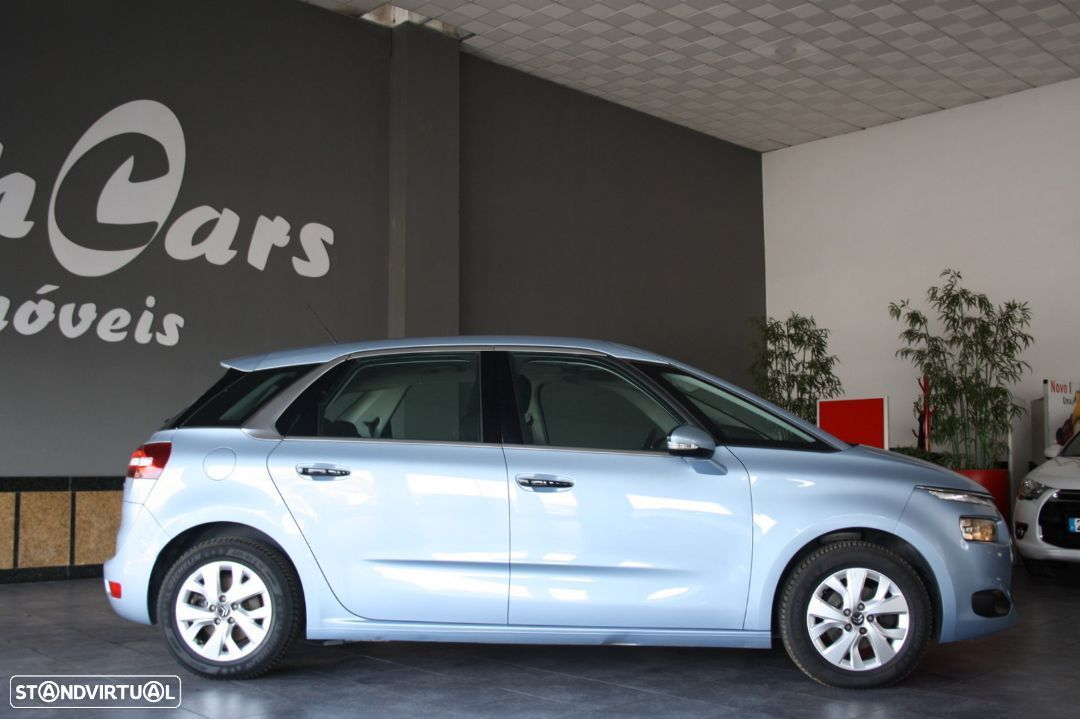 Citroën C4 Picasso BUSSINESS 1.6 HDI 120 CV - 10