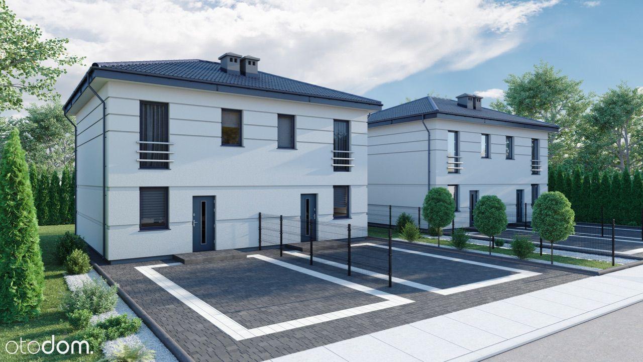 Nowe domy 78 m2 w kameralnej okolicy / Lider House