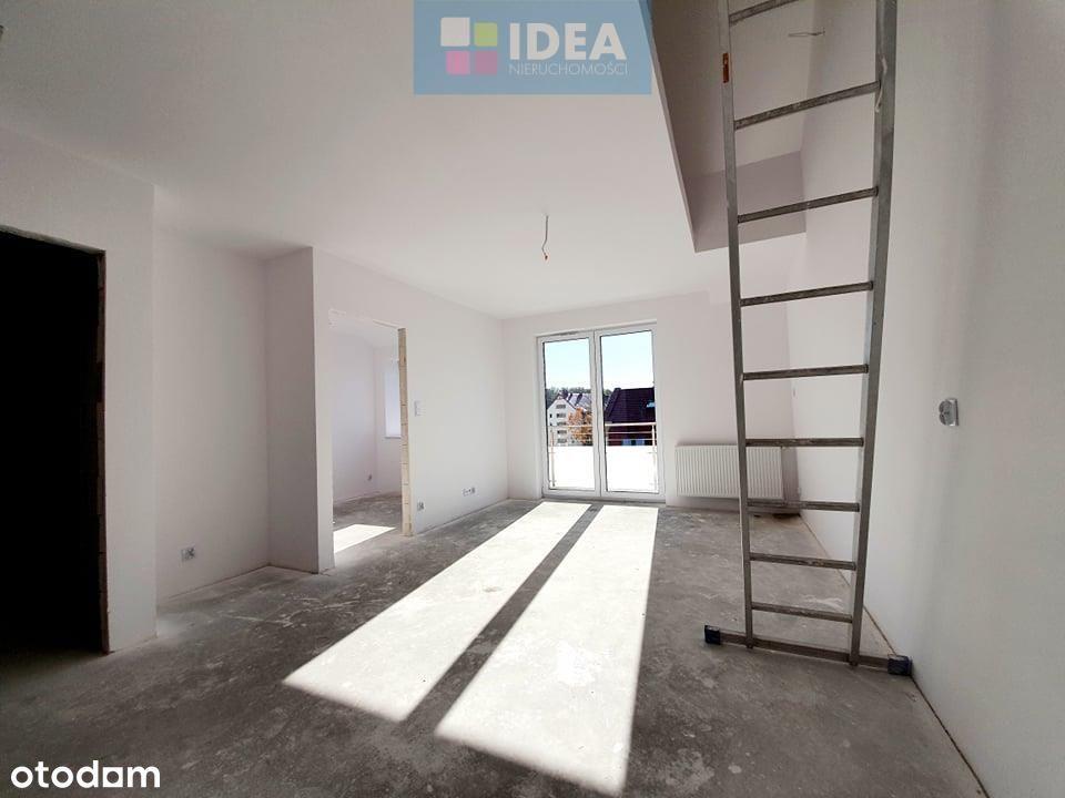 Mieszkanie Dwupoziomowe W Stanie Deweloperskim