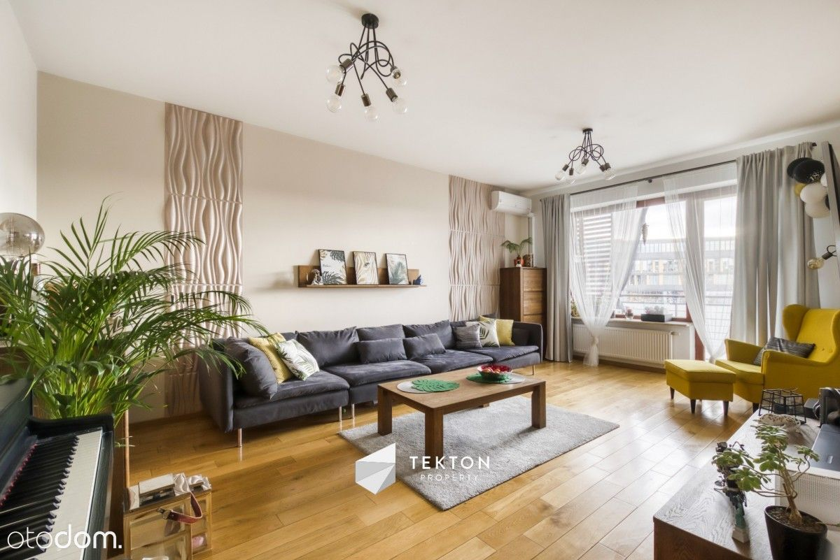 Trzypokojowy apartament o wysokim standardzie