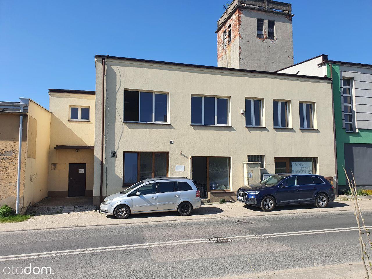 Budynek użytkowy na wynajem - Zgierz, ul. Struga