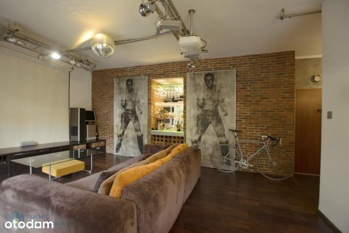 97 m2 niezwykłej przestrzeni w Miasteczku Wilanów