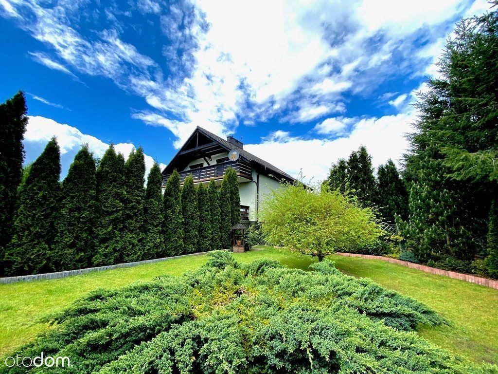 Dom na przeciwko lasu wprost dla Ciebie