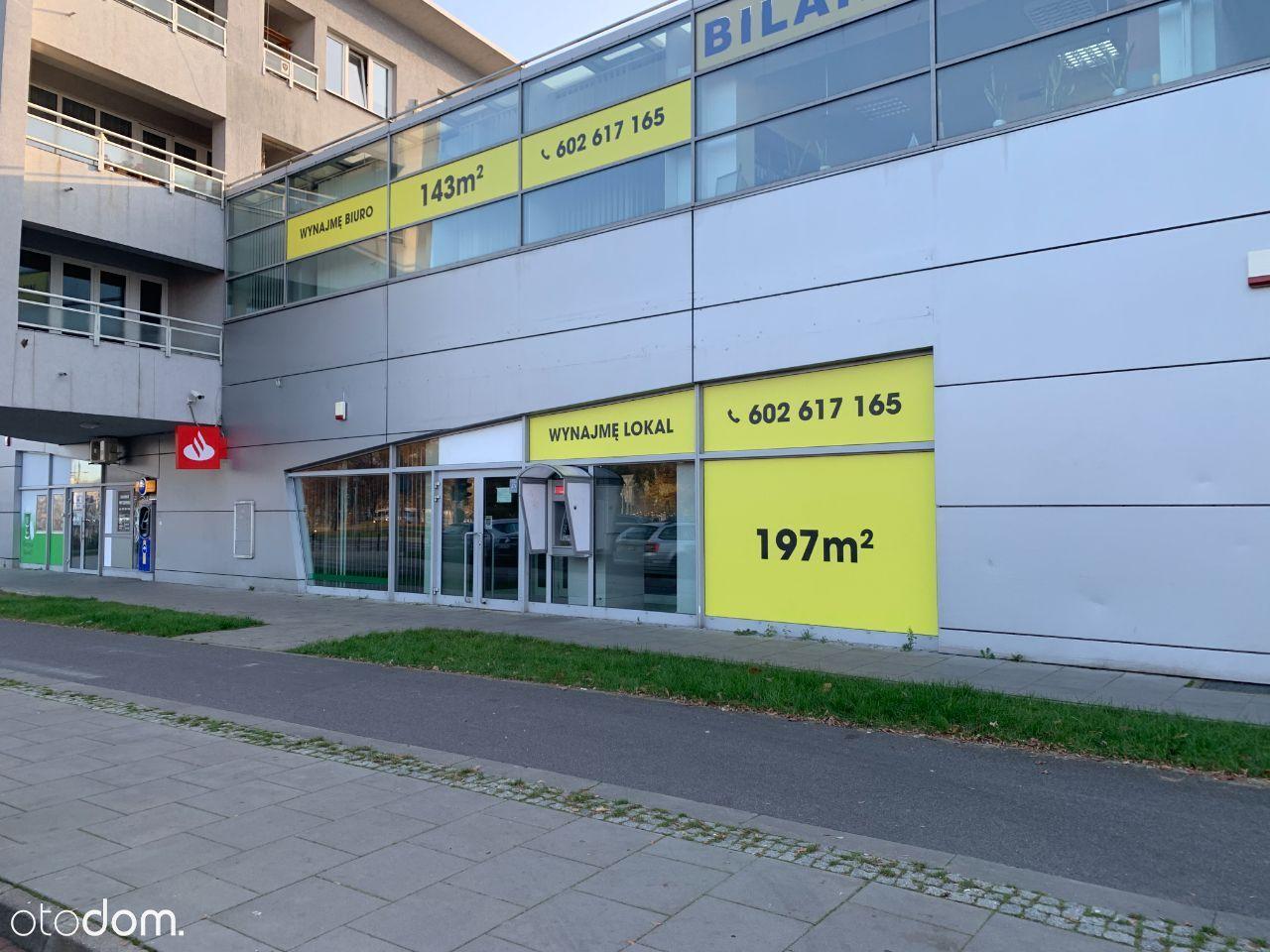 Lokal biurowy 143m2, ul.Tarnowiecka
