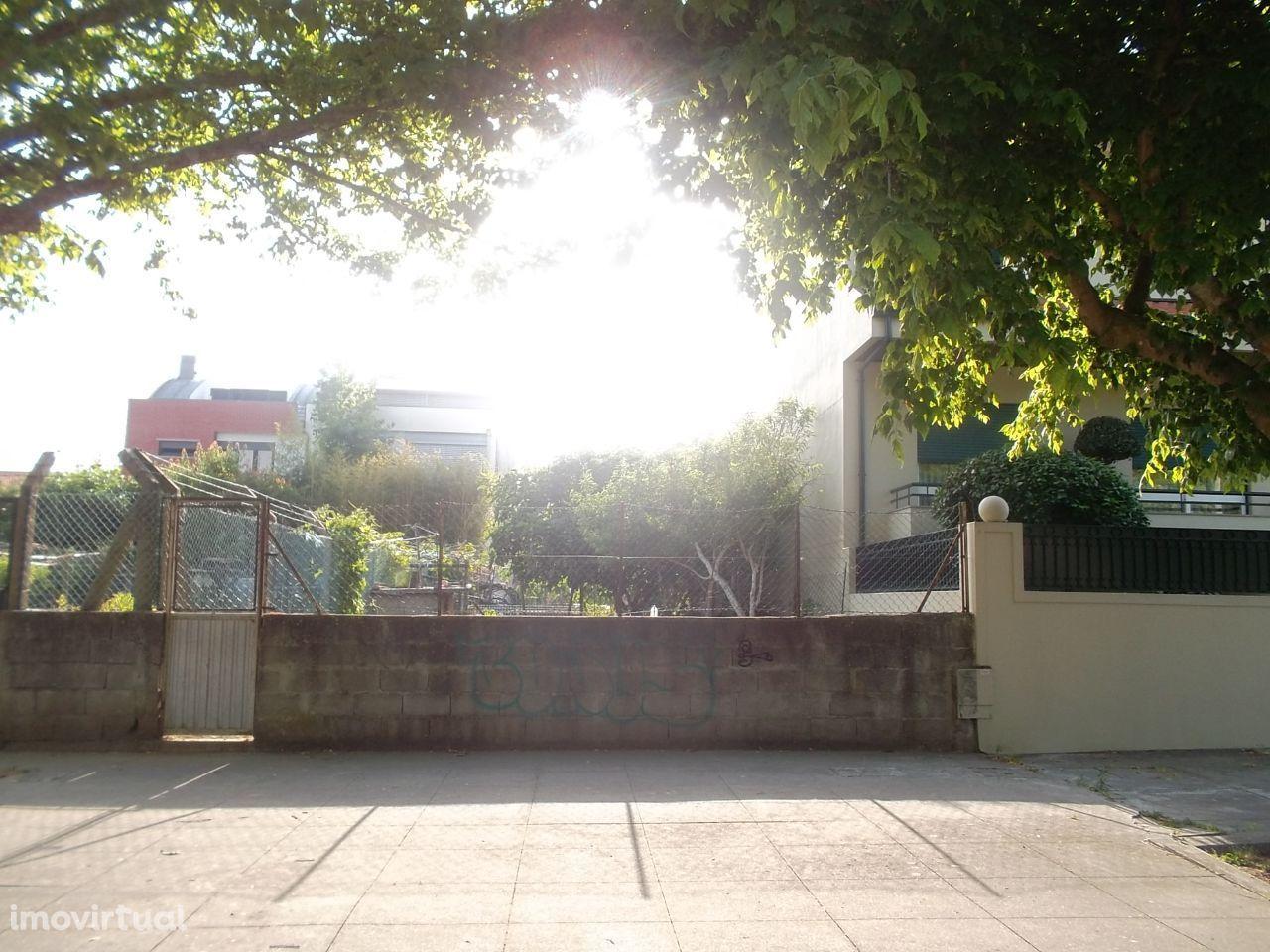 Terreno para construção de moradia unifamiliar na Senhora da Hora