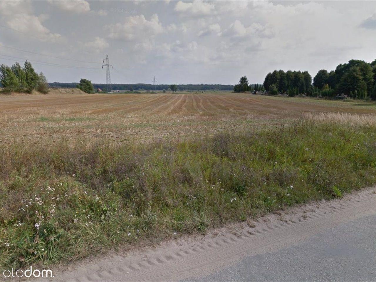 Działka, 9 743 m², Poznań