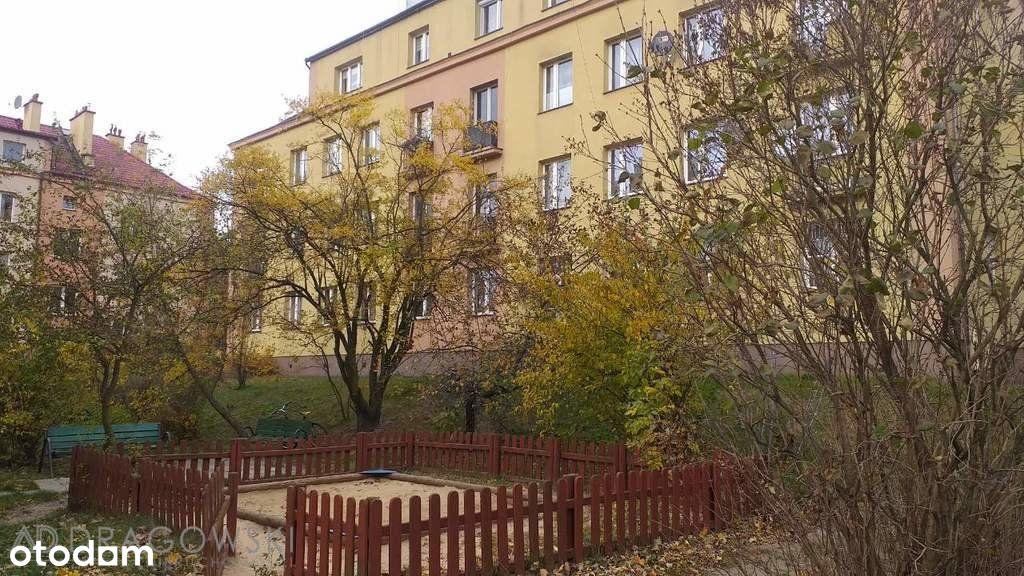 Mieszkanie w kameralnym budynku przy rezerwacie