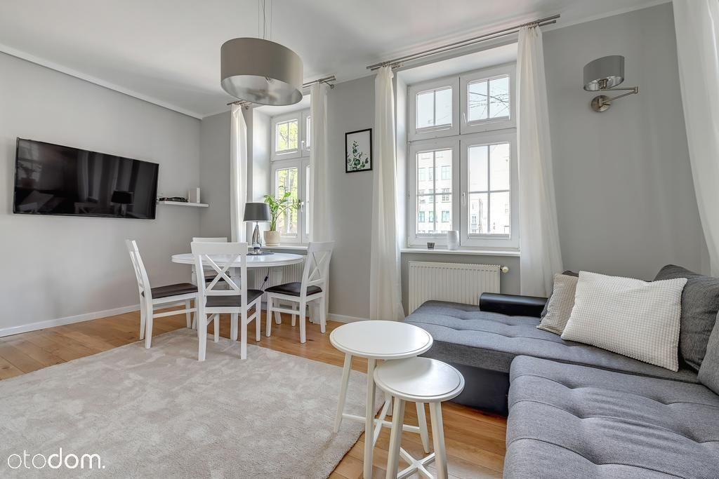 Apartament Stare Miasto Gdańsk- 2 pokoje.