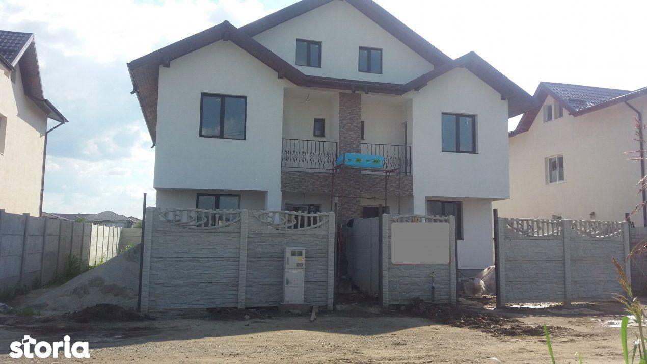 Duplex cu mansarda locuibila amenajata-Plevnei, 4 camere