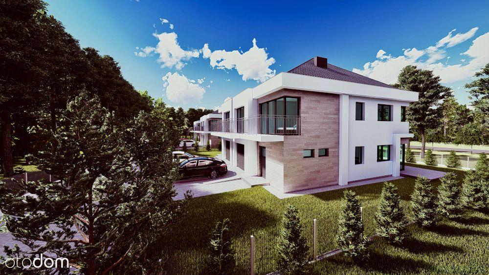 Dom w zabudowie bliżniaczej 134m2 + 63 m2!