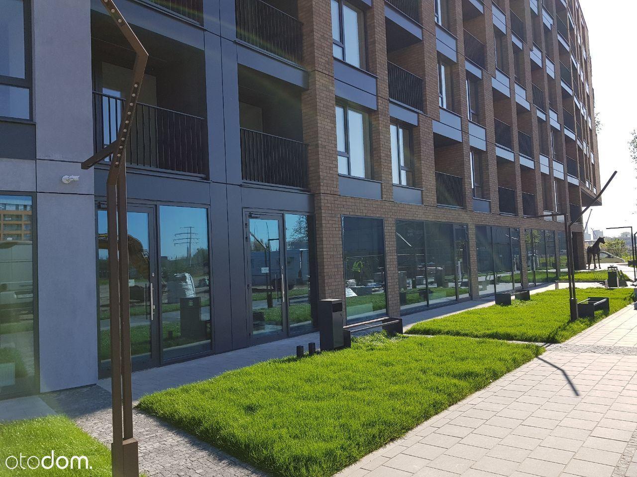 Nowy lokal usługowy przy Motławie w sercu Gdańska
