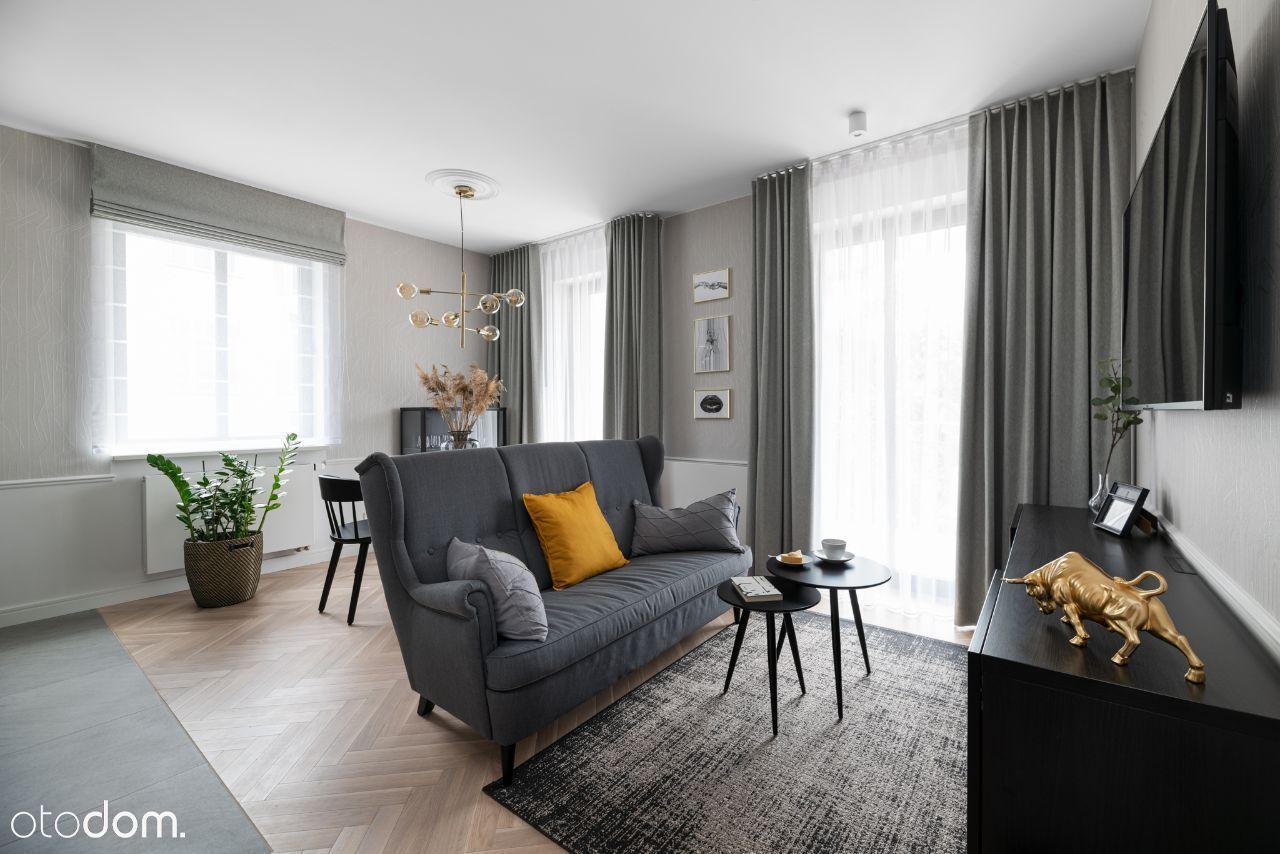 Prestiżowy apartament Warszawa Wilcza 19 lokal 41