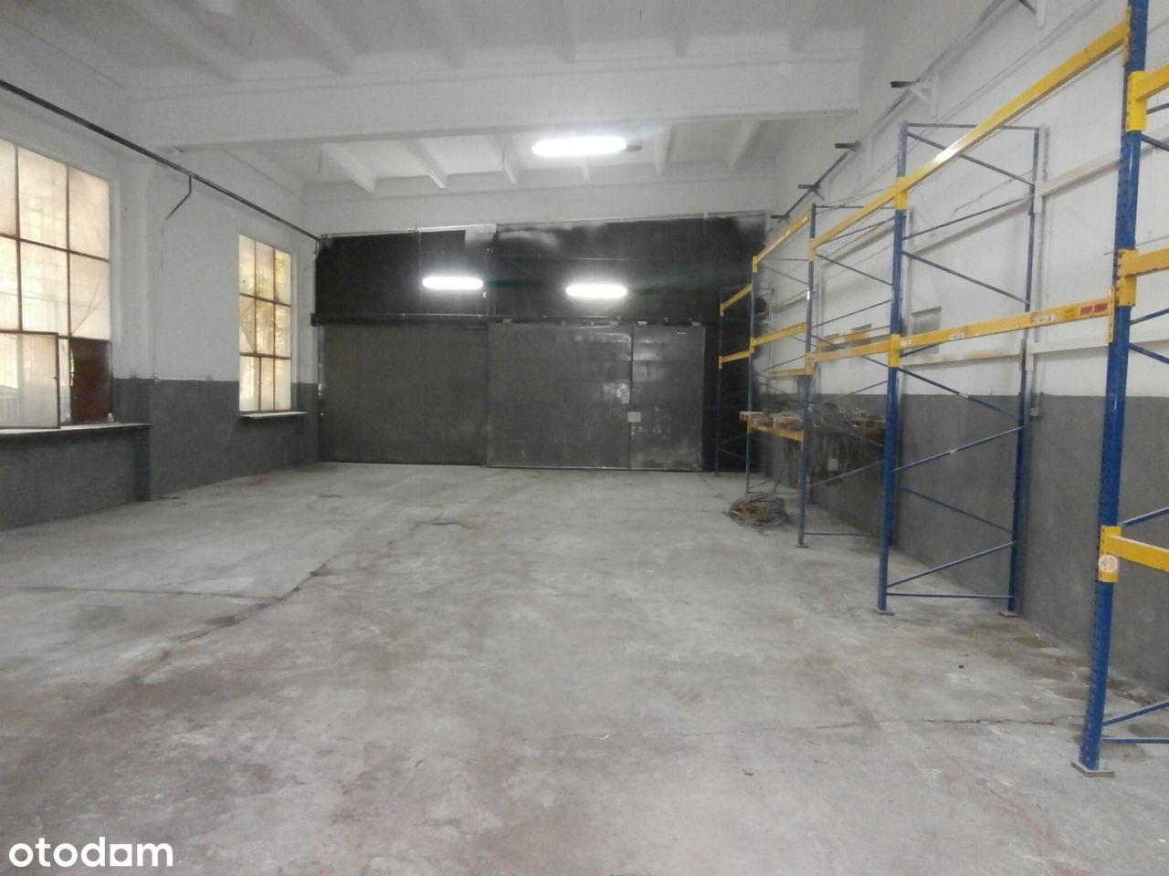 Pomieszczenie magazynowo-produkcyjne 180 m2 (11.1)