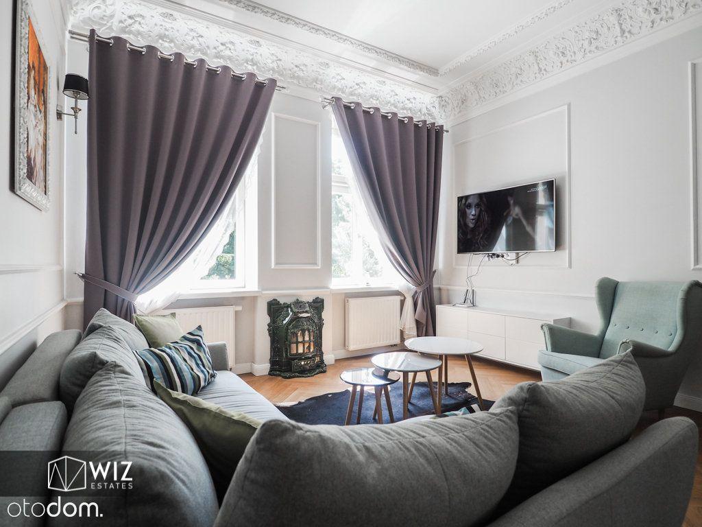 Luksusowy apartament w kamienicy, Topolowa