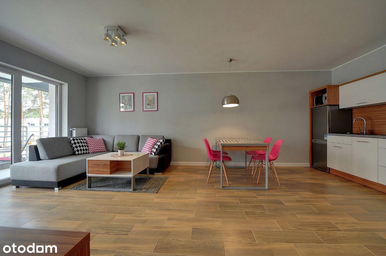 Gotowy apartament z balkonem w Pogorzelicy