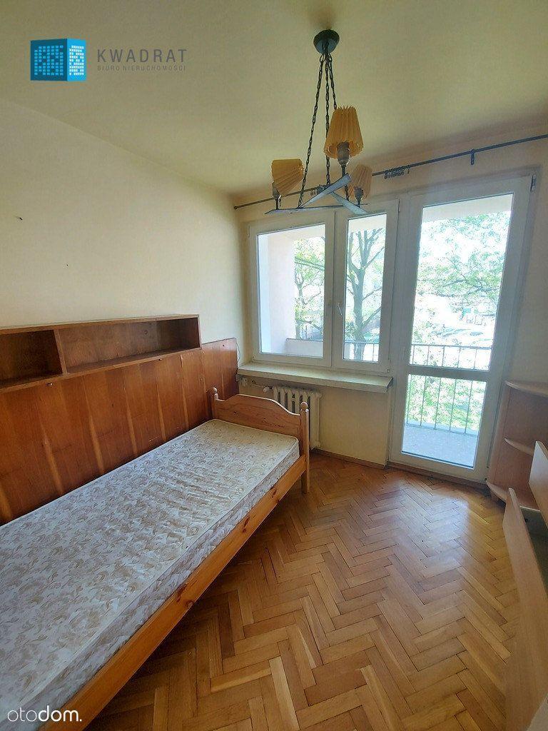 3 pokoje okolica pl. Hallera