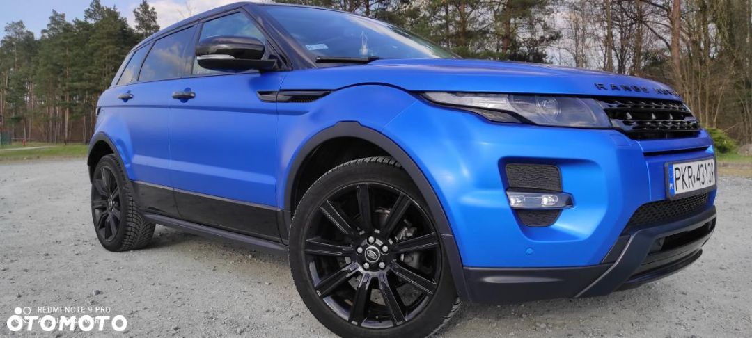 Land Rover Range Rover Evoque DYNAMIC Limited MAX 2.0Si4 - 1