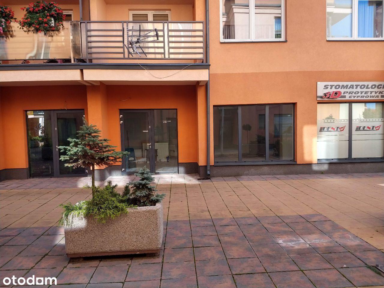 Lokal usługowo-handlowy 38 m2, Zamość, Lwowska