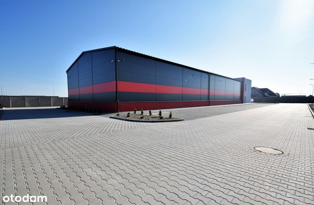 Hala/Magazyn, 800 m², Gdańsk