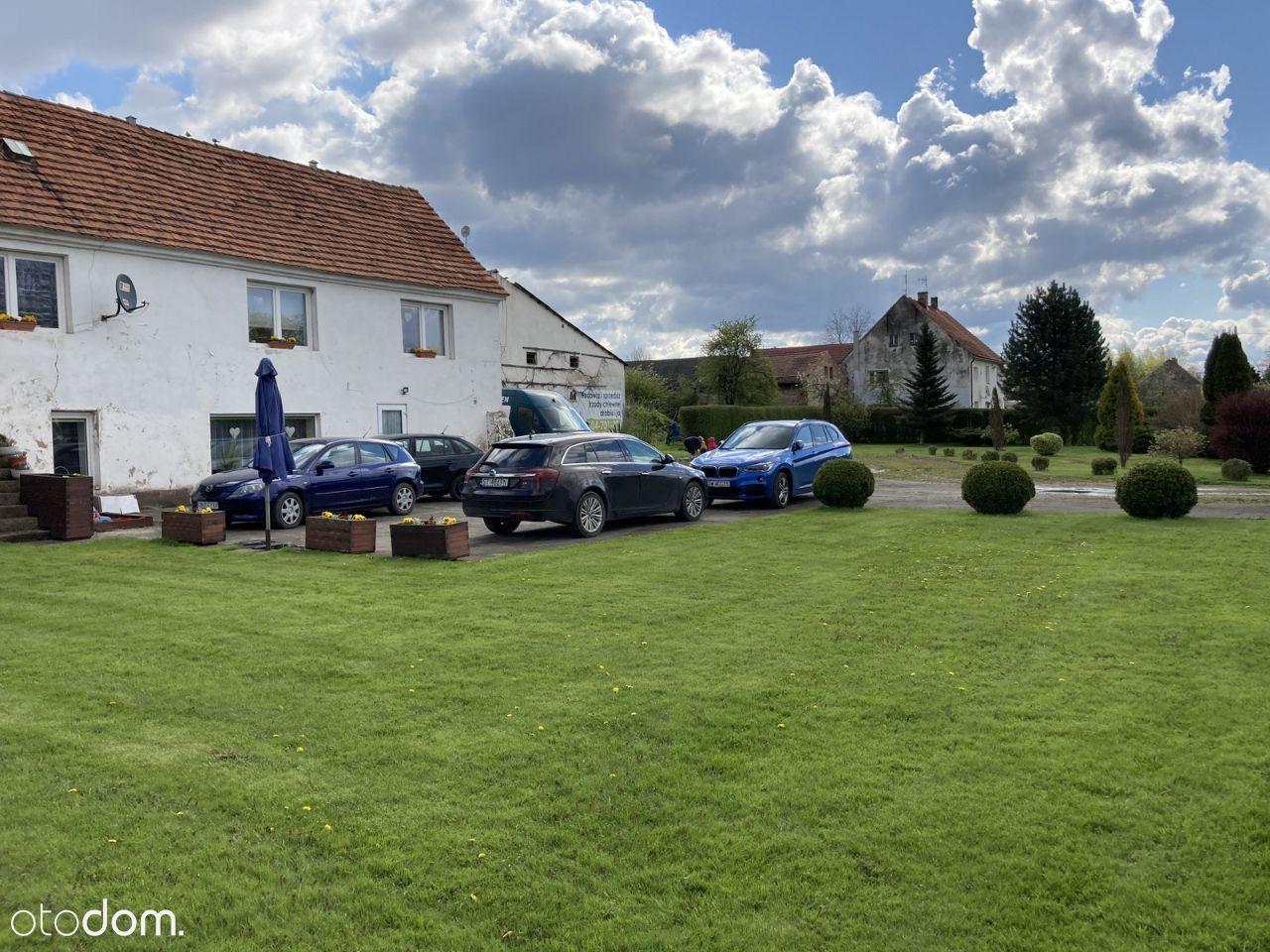 Duży dom idealny pod inwestycję/ agroturystyka