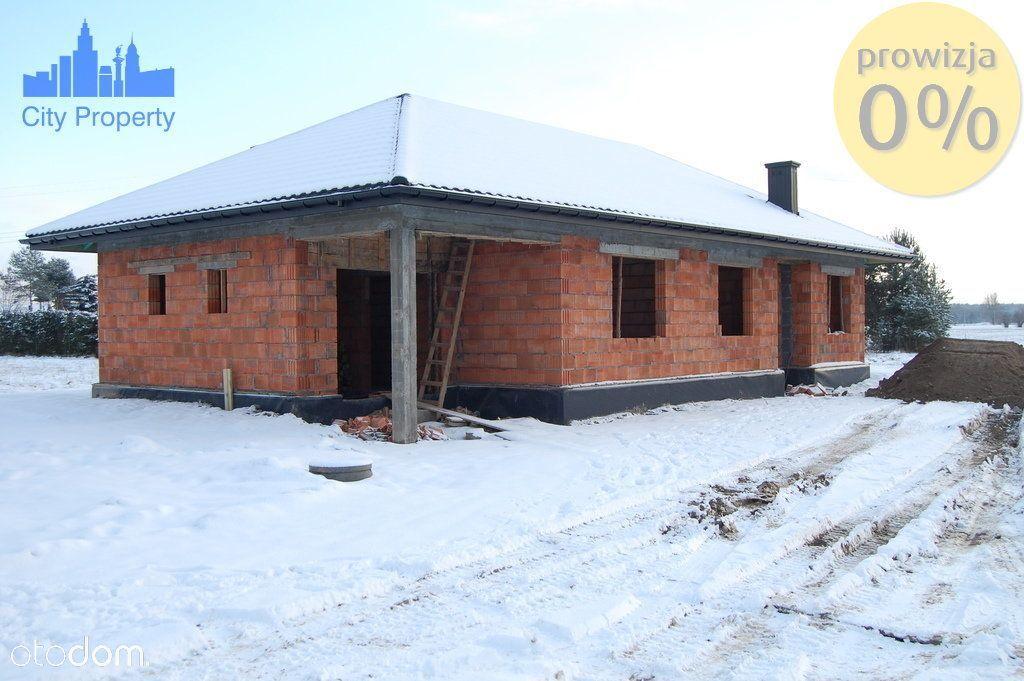 Nowy Dom Wolnostojący 116 m2 Trasa S-8- 2 km