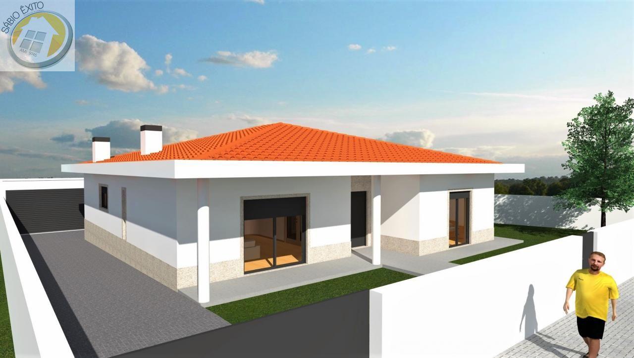 Excelente moradia T3 nova e isolada em Santa Maria da Feira