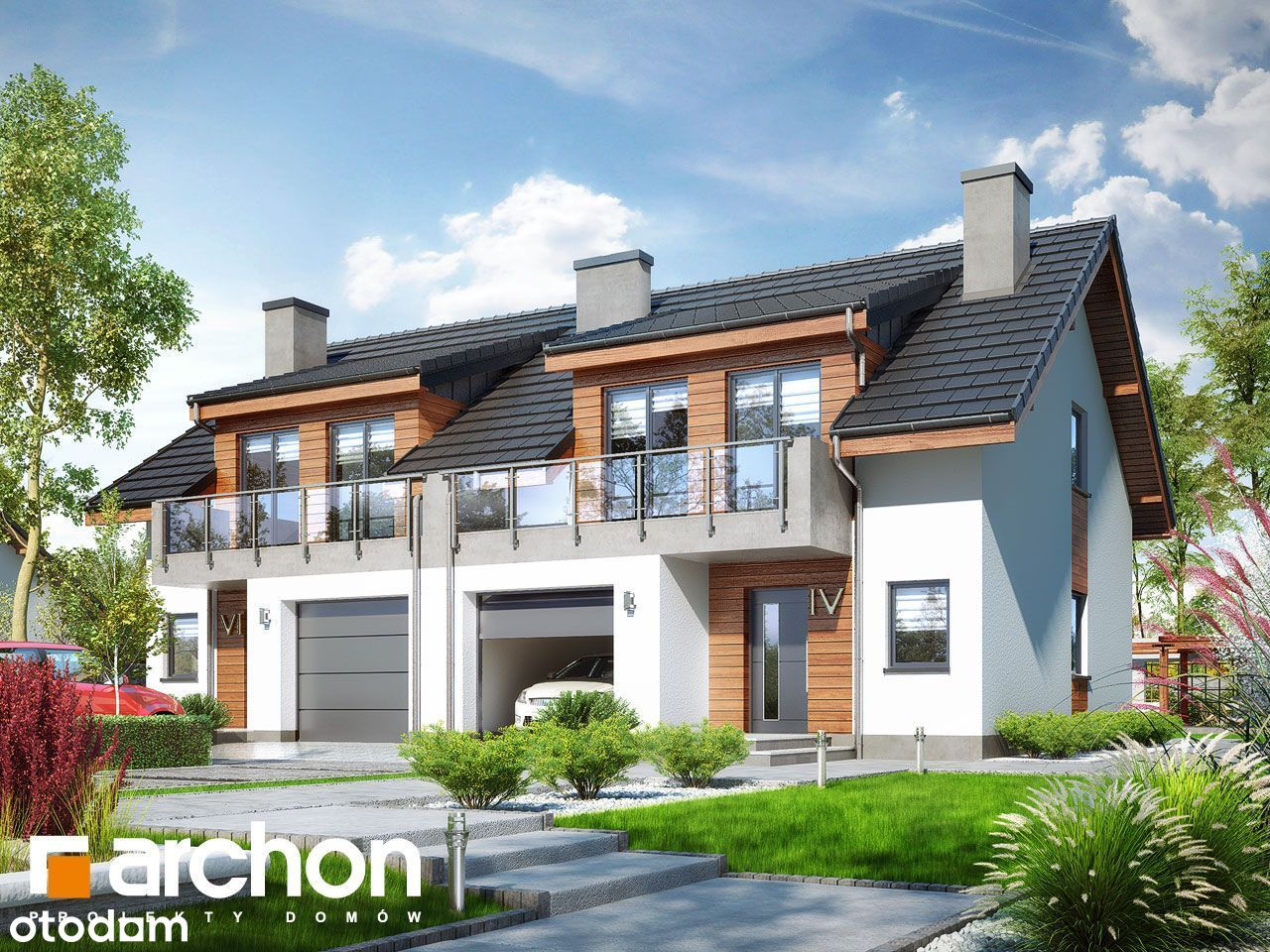Toruń nowy dom w podwyższonym stanie deweloperskim