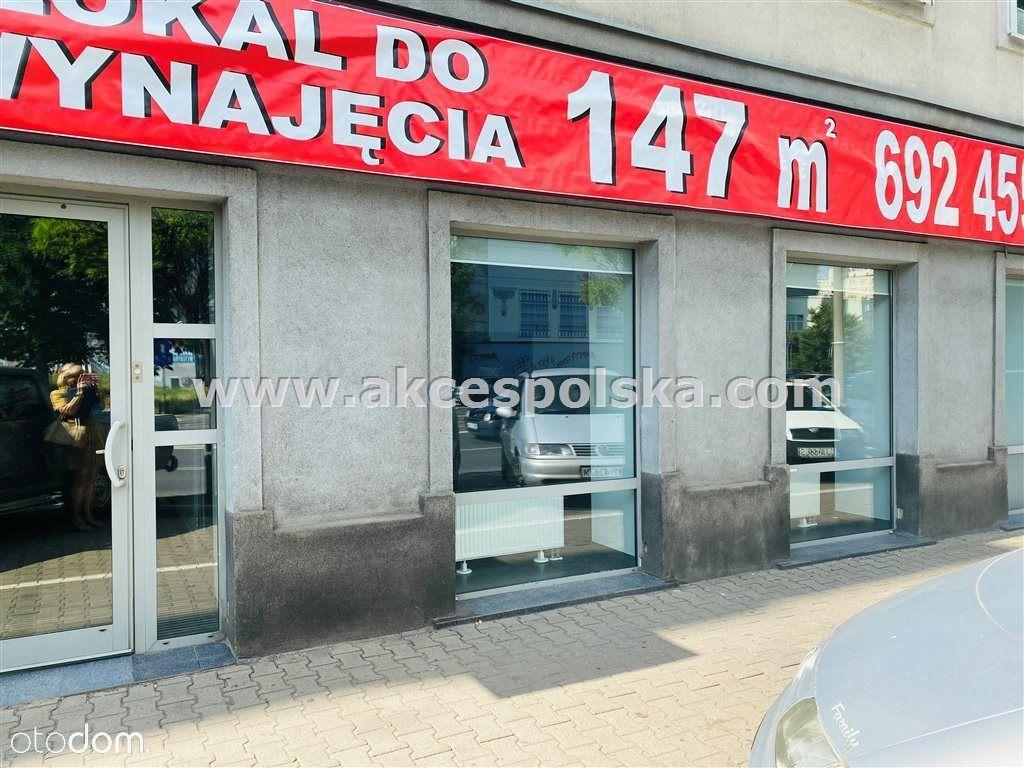 Lokal użytkowy, 147 m², Warszawa