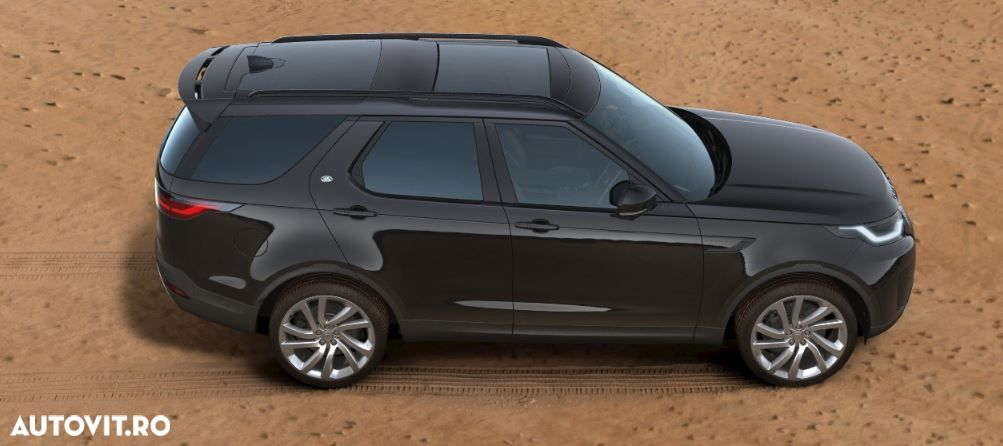 Land Rover Discovery 3.0 - 6