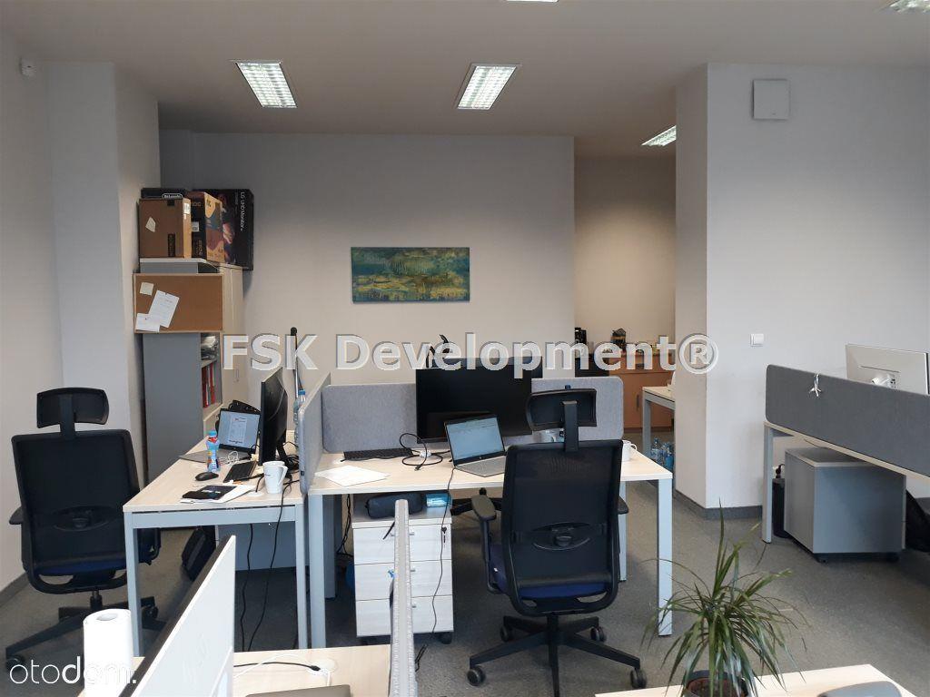 Lokal biurowy w rejonie ulicy Lublańskiej