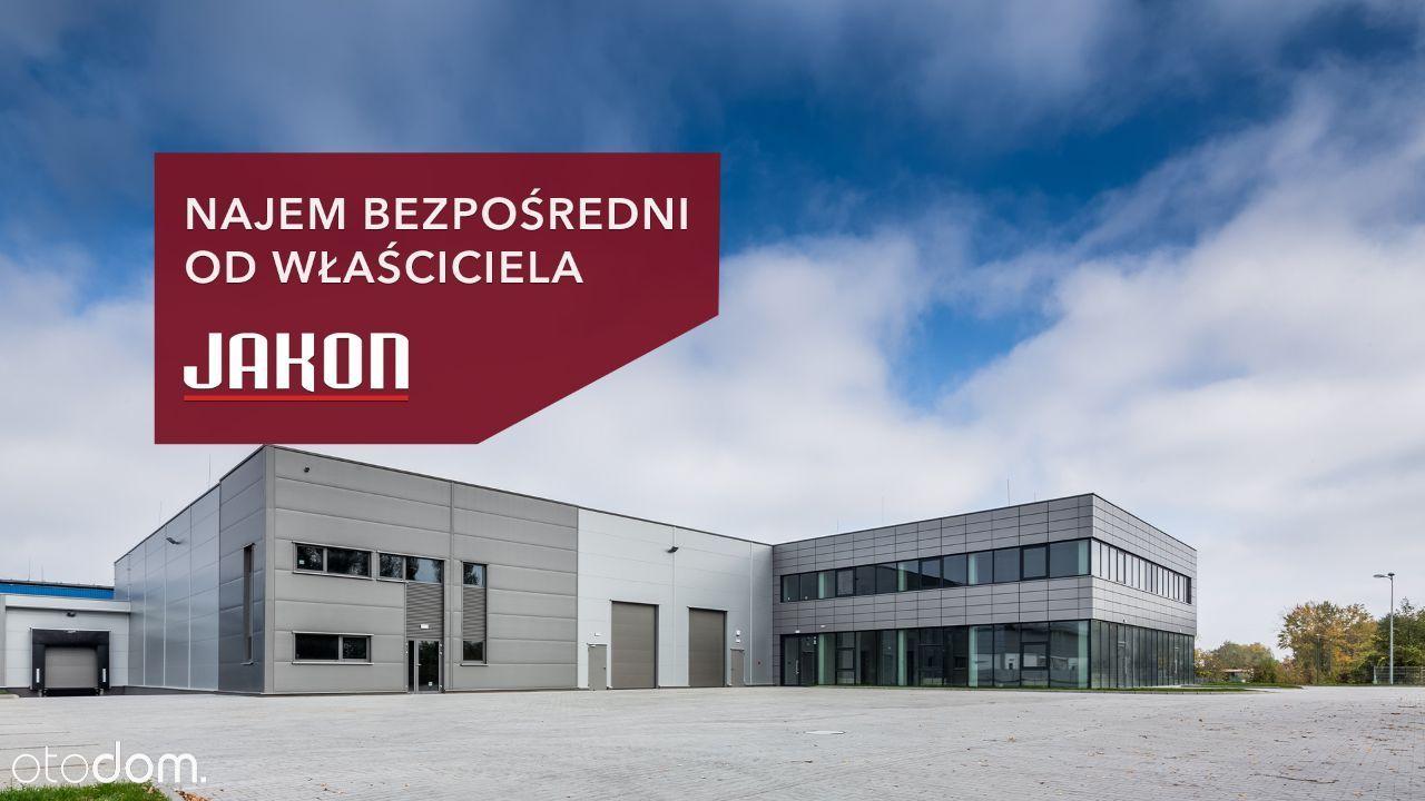 Moduł 650mkw magazynowo-produkcyjny Poznań JAKON