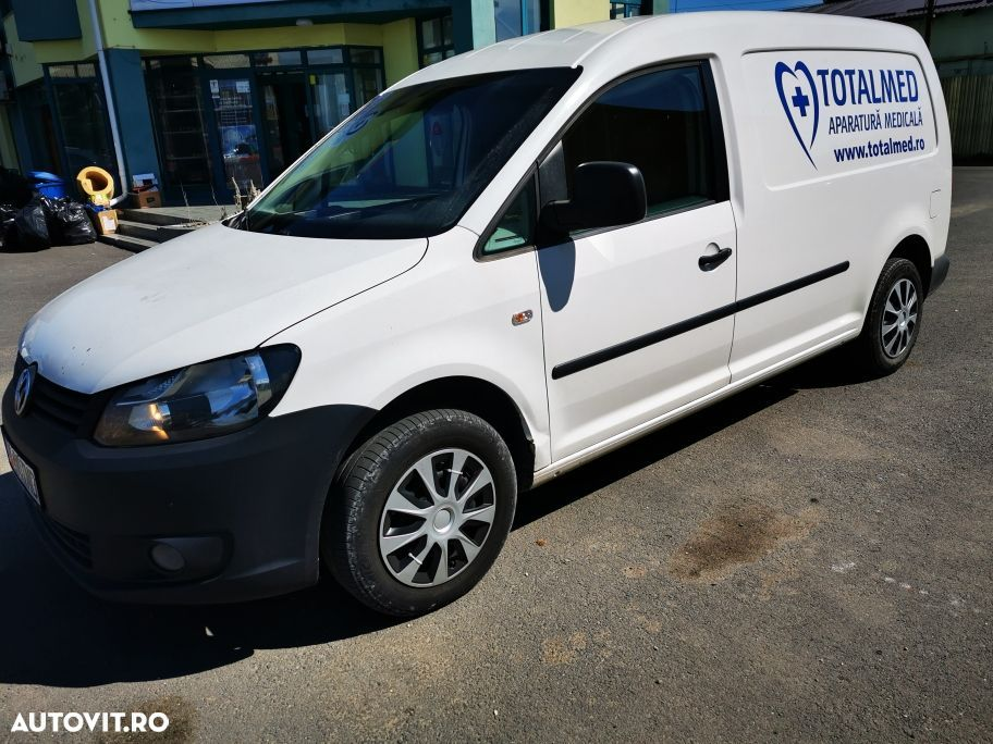 Volkswagen CADDY MAXI - 3