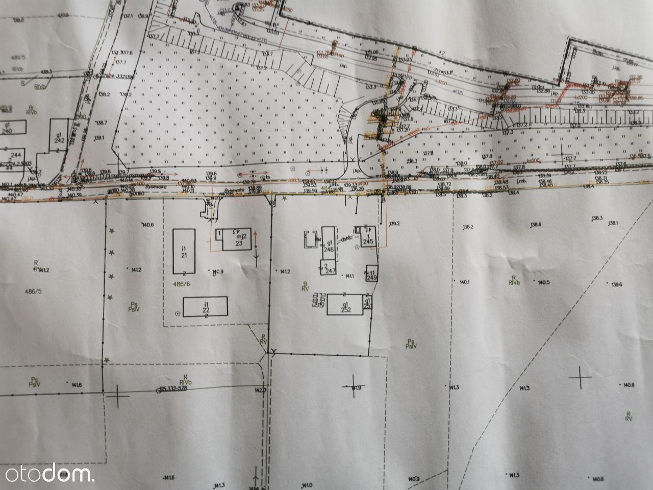 Działka budowlana - 5891 m2 w Gdańsku - Kokoszkach